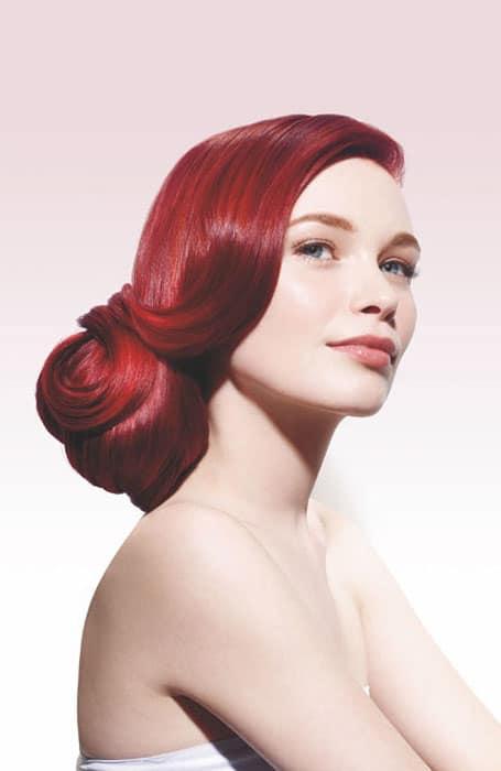 Red Velvet Hair Color