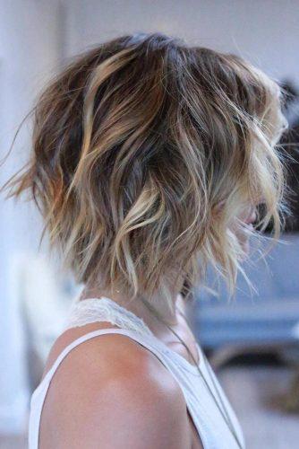 Shaggy Bob Haircuts