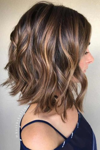 Wavy Hairstyles Short Hair 29