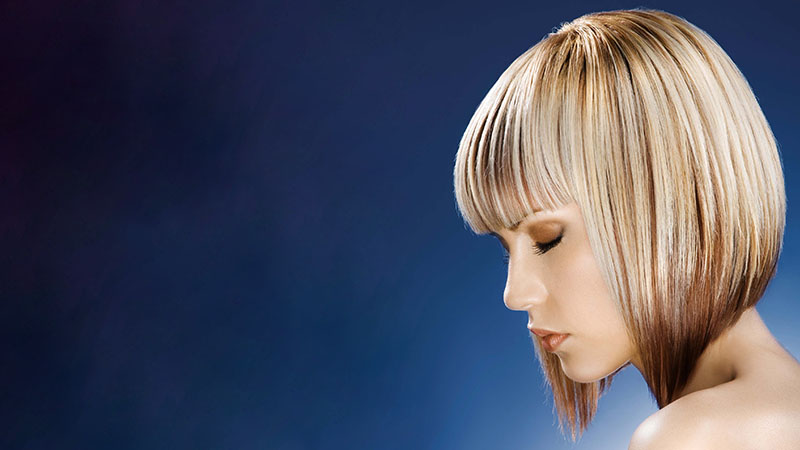 Stacked Inverted Bob Hairstyle