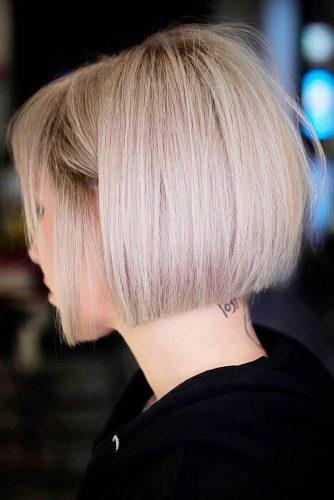 Straight Short Bob Cut picture2
