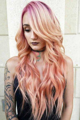 Strawberry Blonde Balayage picture2