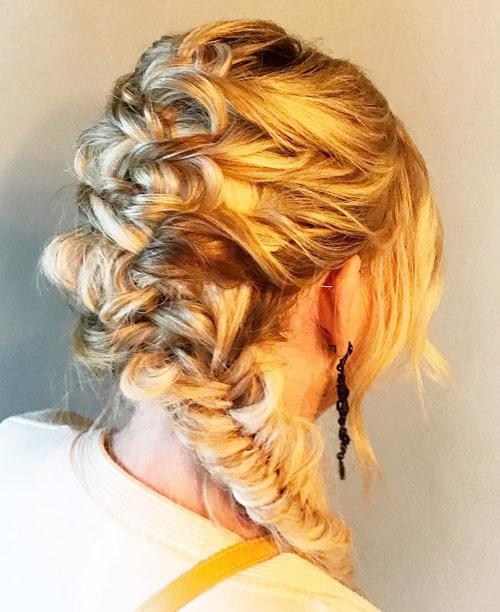The Intricate Side Braid