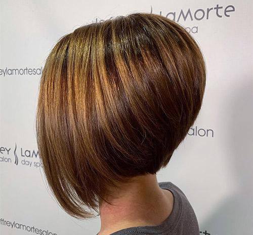 The Perfect Curve Inverted Bob