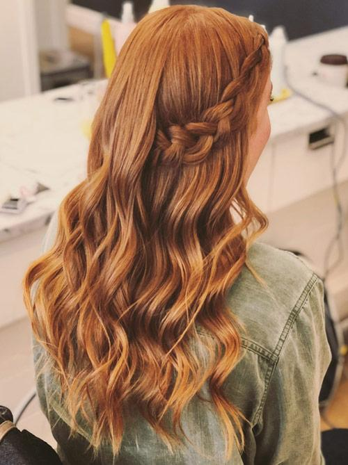 The Side Accent Braid