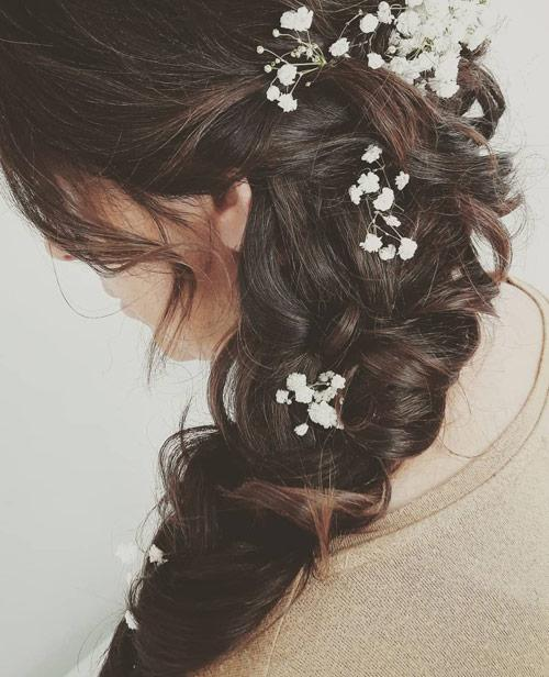 30 Intricately Woven Side Braid Hairstyles