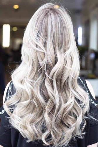 U Cut Hairstyles For Long Hair Wavy Layered  #longhaircuts #haircuts #longhair #layeredhair #wavyhair