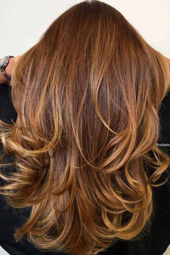Warm Honey Highlights