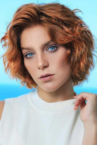 Wavy Bob Hairstyles picture2