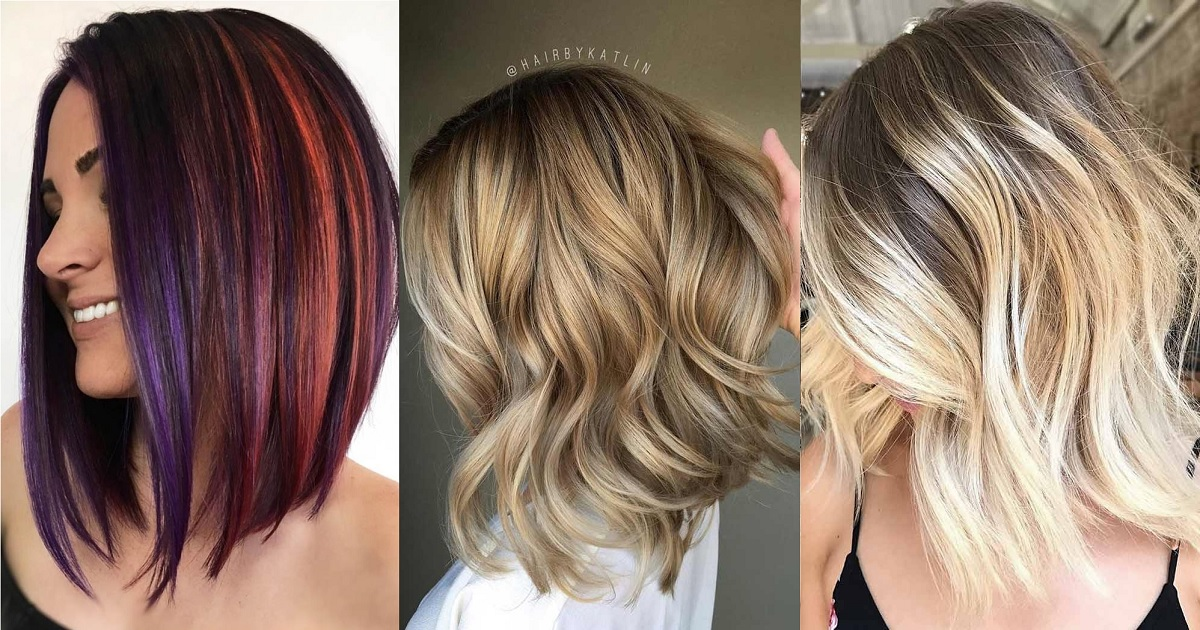 27 Appealing Ways To Wear Shoulder Length Hair Styles