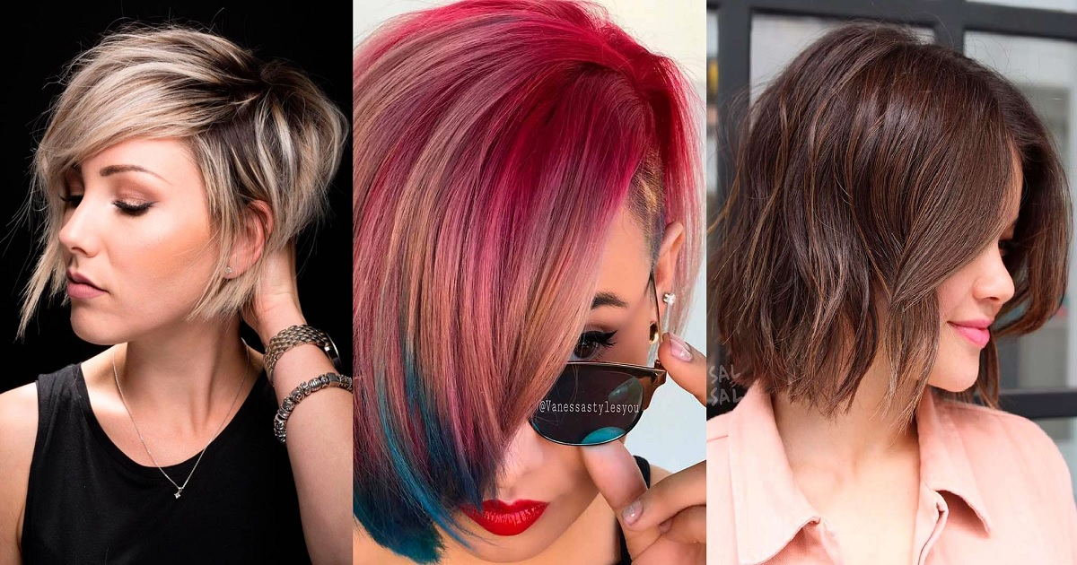 Hairstyles 2019: 28 ADORABLE SHORT LAYERED HAIRCUTS FOR THE SUMMER FUN 2019