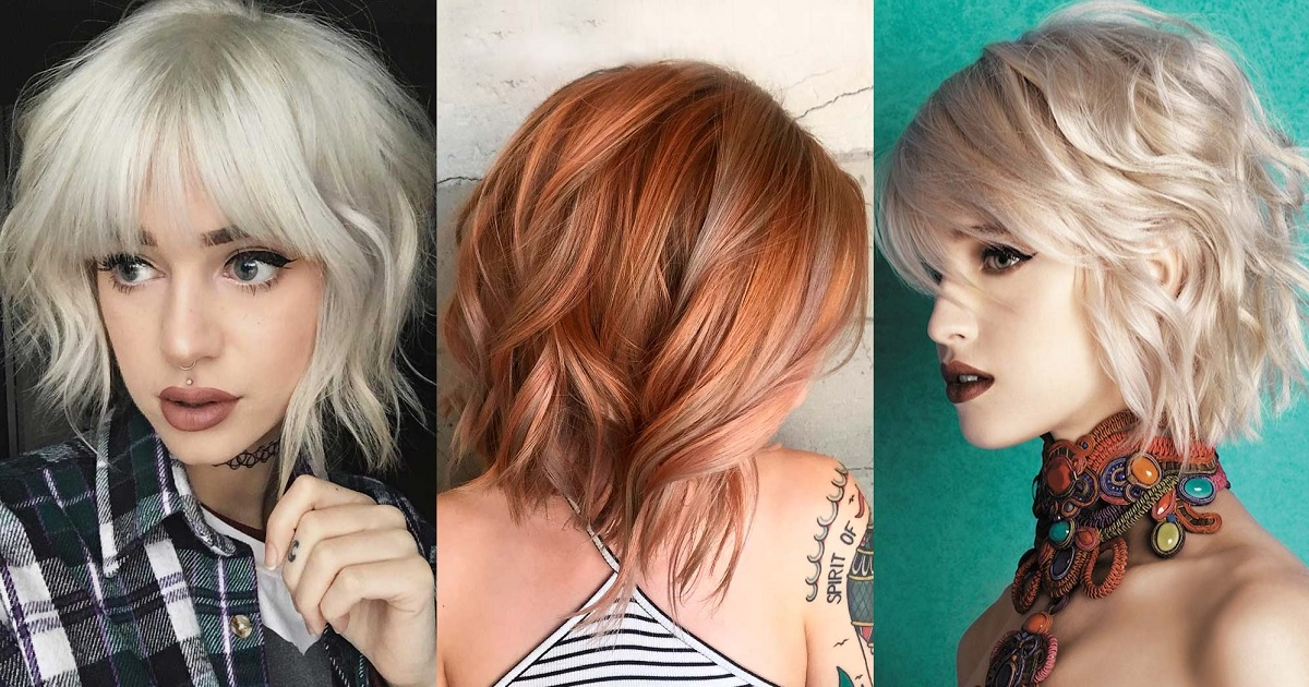 30 EASY SHORT WAVY HAIRSTYLES TO SAVE YOUR TIME - Hairs.London