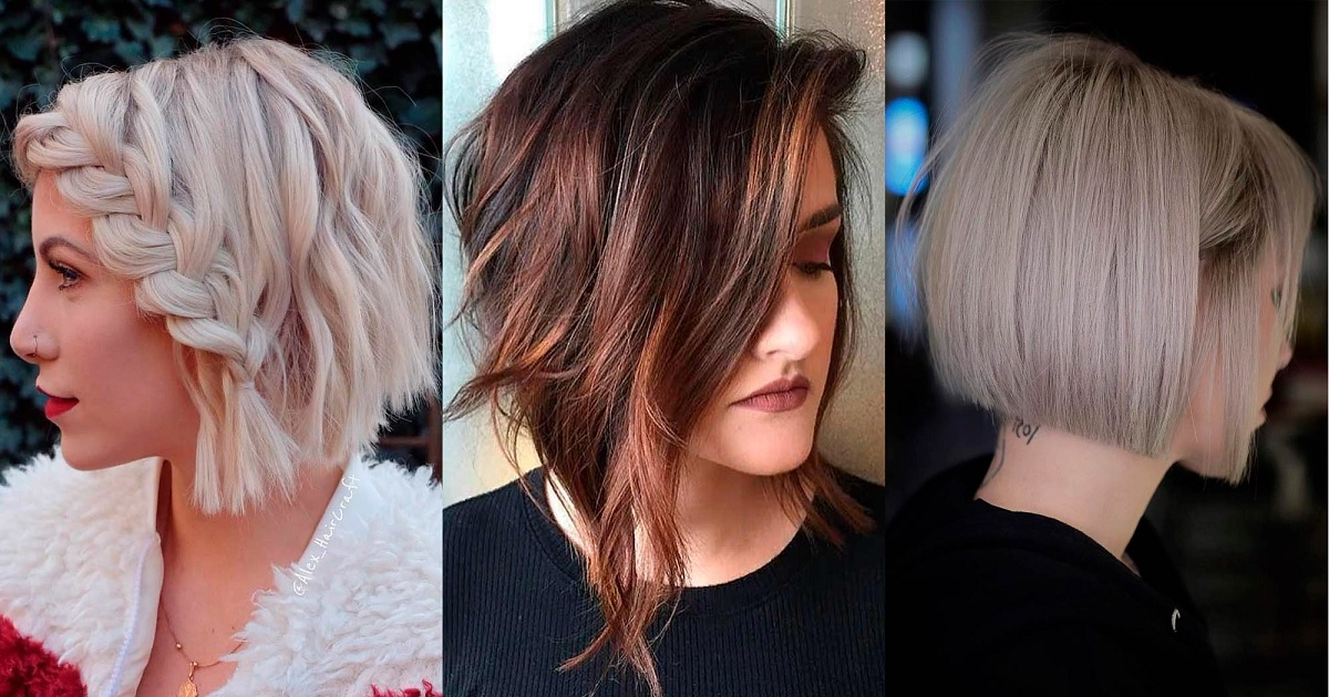 Hairstyles 2019: 30 EDGY BOB HAIRCUTS TO INSPIRE YOUR NEXT CUT