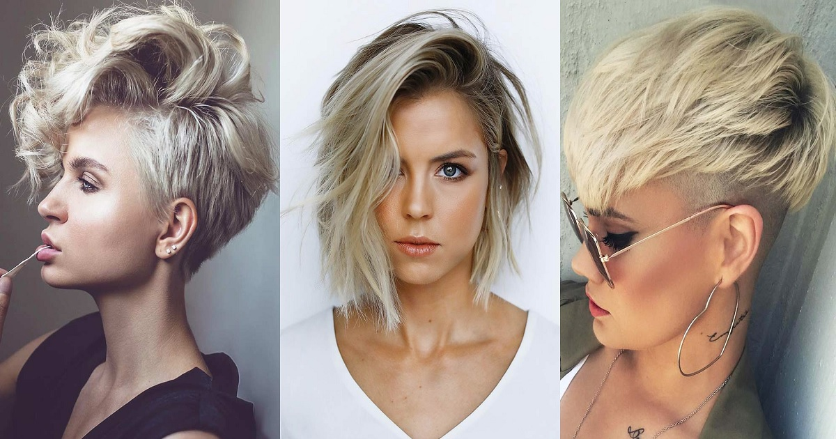 30 LATEST SHORT HAIR TRENDS | Hairs.London