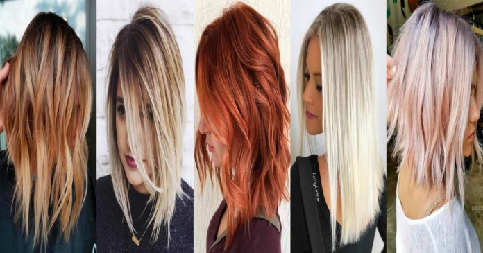 37 Shoulder Length Haircuts For Summer 2020 Hairs London