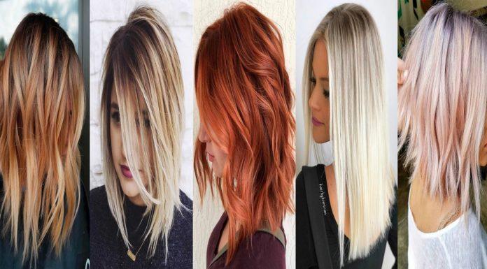 Wavy Medium Length Long Layers Haircut 54