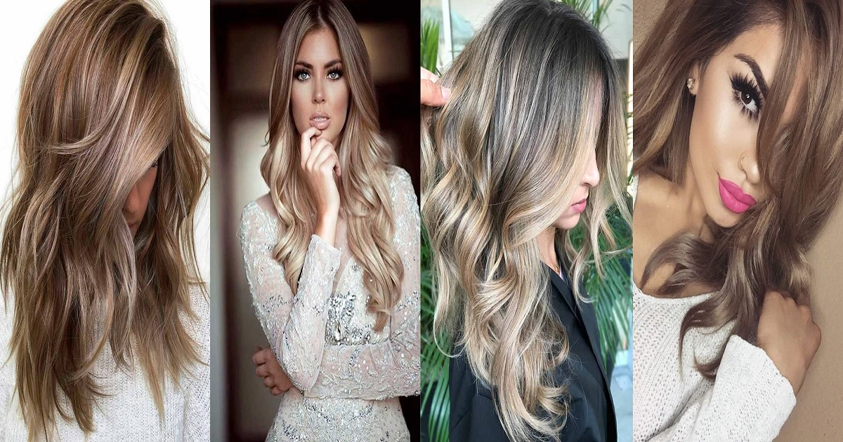 Light Pink Hair Ombre Blondes