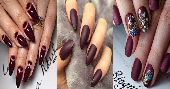 45-NEWEST-BURGUNDY-NAILS-DESIGNS