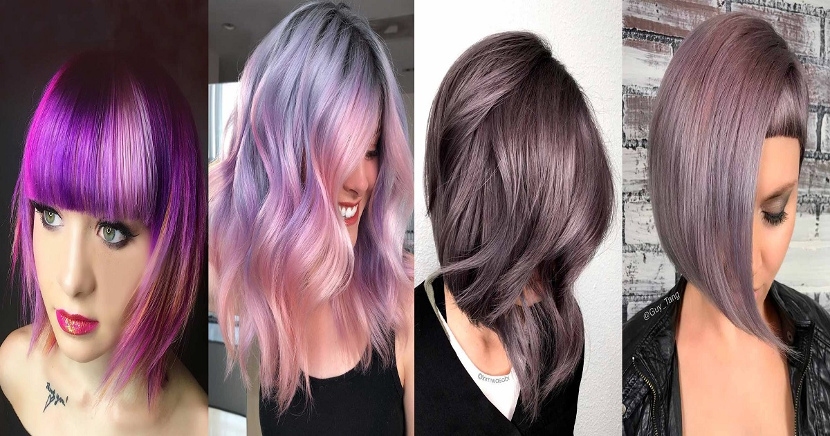 49 Bold And Provocative Dark Purple Hair Color Ideas Hairslondon