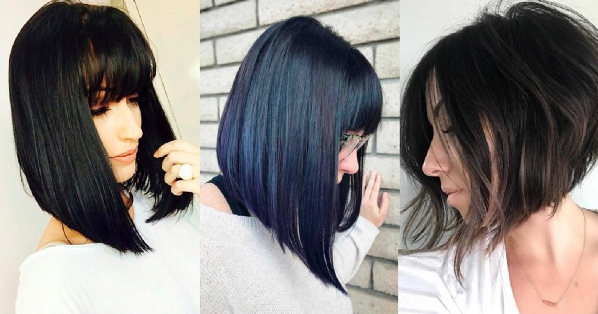 2019 Bob Hairstyles: Brunette Bob Hairstyles For 2019