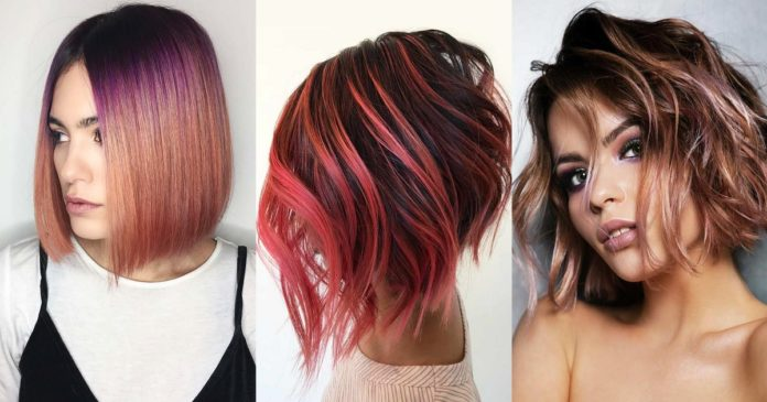 LATEST-SHORT-OMBRE-HAIR-STYLES