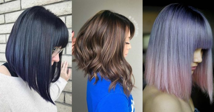 NEW-WAYS-TO-STYLE-YOUR-LONG-BOB-HAIRCUT-WITH-BANGS