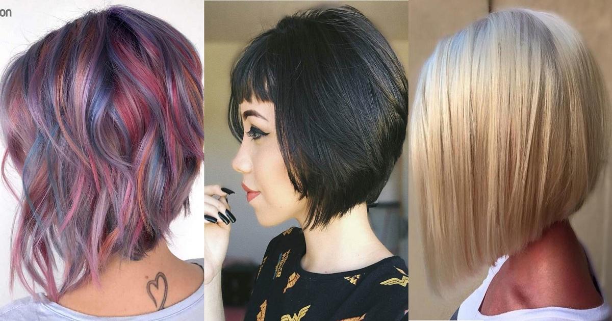 Short Layered Haircuts 85