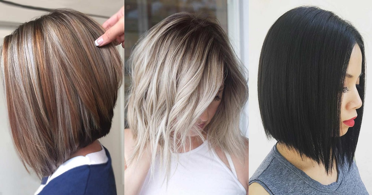 Stylish A Line Haircuts For Your New Look
