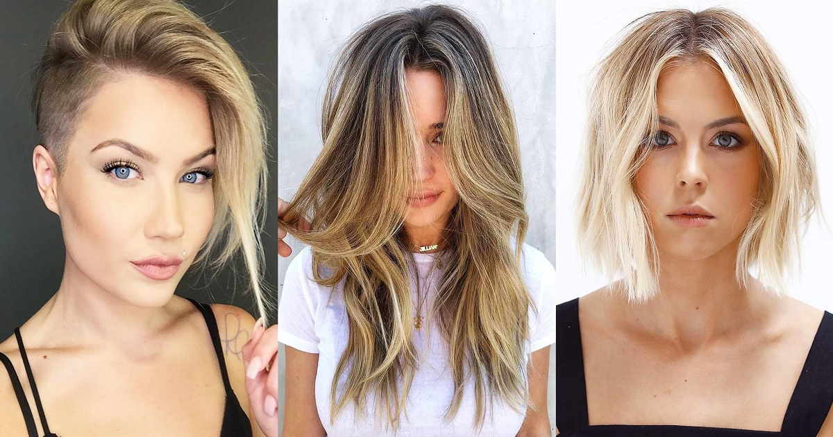 Brilliant The Right Face Flattering Haircuts To Beautify All Face Shapes Natural Hairstyles Runnerswayorg