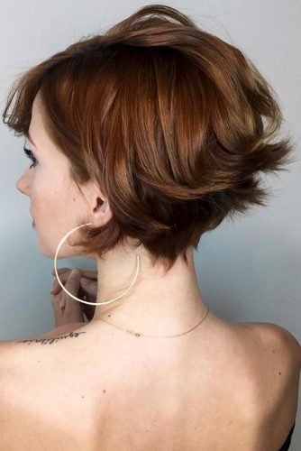 A line Bob Haircut #shortbobhairstyles #bobhairstyles #hairstyles #straighthair #browncolor