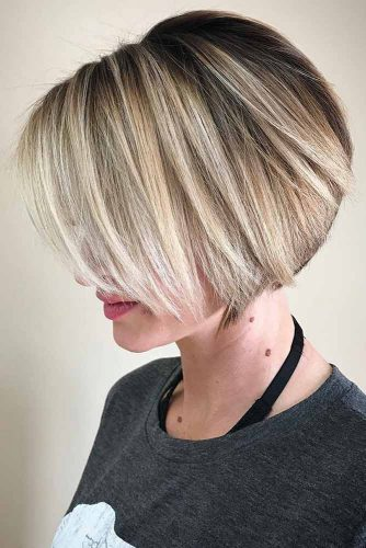 A-Line Bob Short Cut picture2
