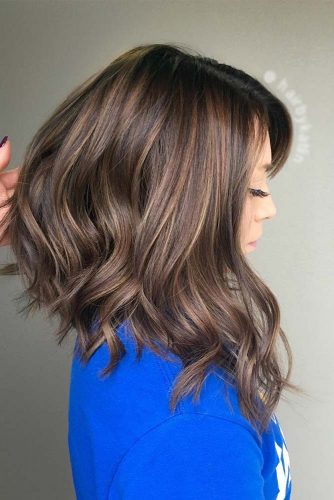 Add Some Style for Your Brown Hair picture1