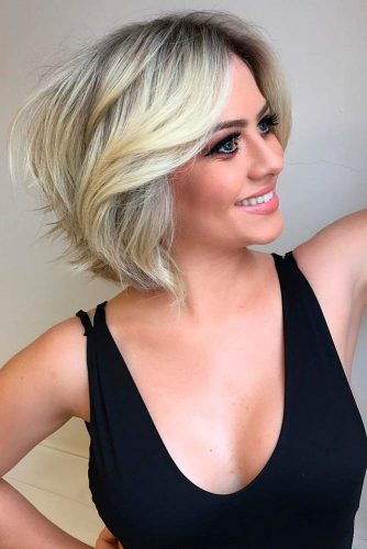 Add Some Volume for Your Bob Haircuts picture1