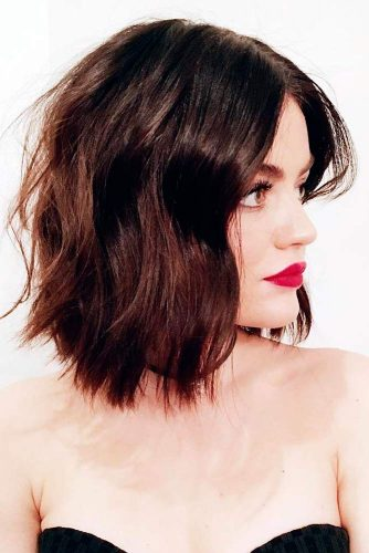Amazing Medium Length Haircuts for Your Inspiration picture 4