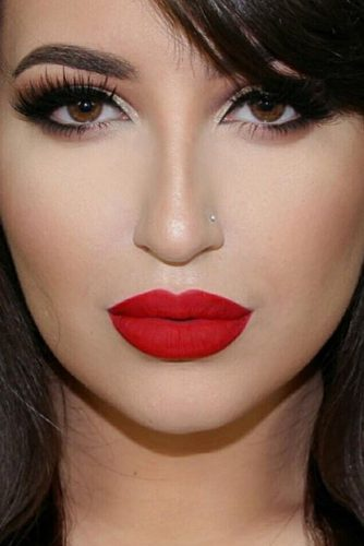 Amazing Red Lipstick Looks picture 4