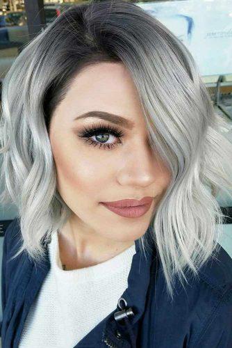 Asymmetrical Medium Length Haircuts picture1