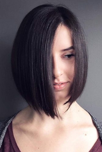 Asymmetrycal Bob Hairstyles picture 2