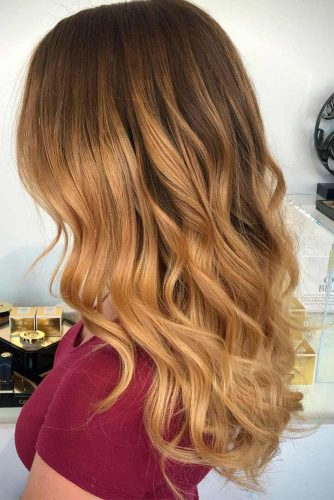 Awesome Honey Ombre Tones picture 2