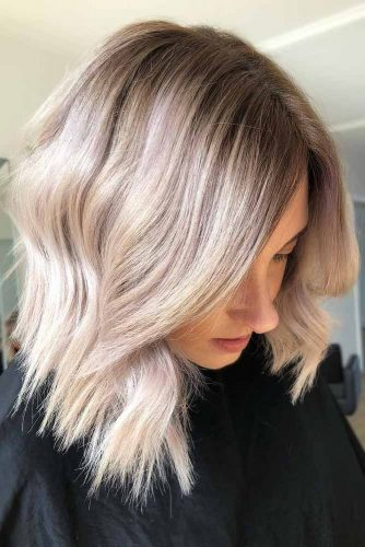Balayage for Shoulder Lenght Hair picture 2