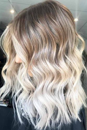 Balayage for Shoulder Lenght Hair picture 3