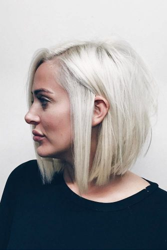 Beautiful Blonde Short Hairstyles picture 3