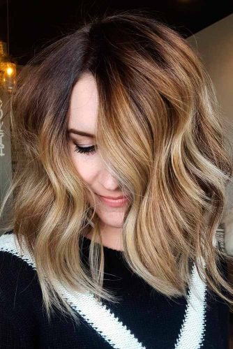 Beautiful Long Bob Hairstyles