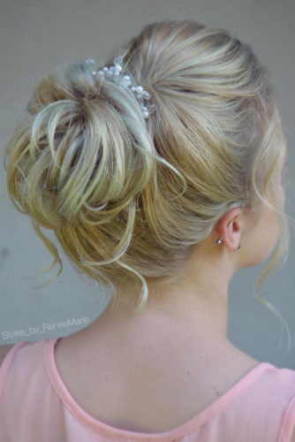 Beautiful Updo Hairstyles picture 3
