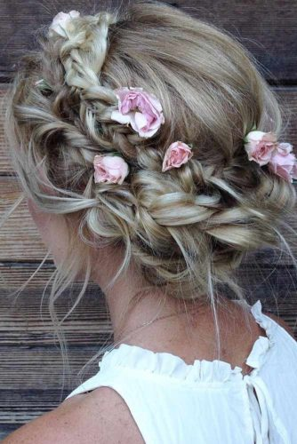 Beautiful Updo Hairstyles picture 6