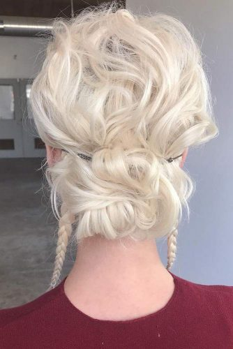 Beautiful Updos for Short Hair picture2