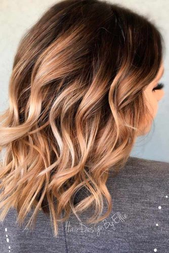 Beautiful Wavy Style for Medium Hair picture 1
