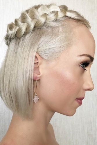 Best Options of Bob Hairstyles for Your Special Day picture3