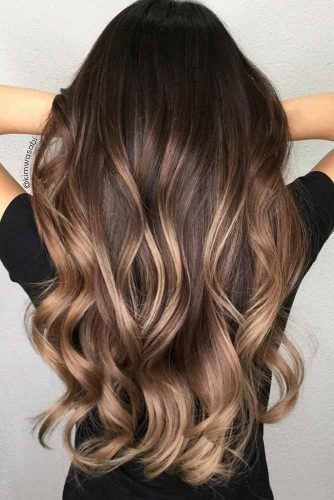 Blonde and Brown Balayage picture3