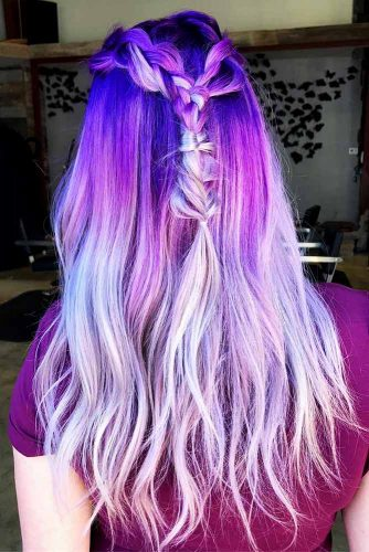 Blonde Highlights Ideas on Colored Hair Picture 4