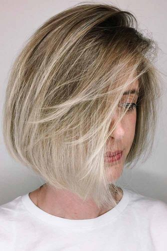 Blonde Ombre Hair #shortombrehair #hairstyles #shorthair #bobhaircut #blondehair